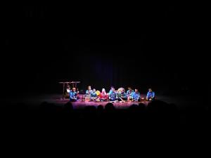 isi-surakarta-pentas kolaborasi dosen fakultas seni pertunjukan-komposisi musik pelangi-1